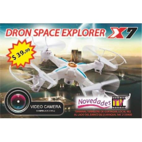 Drone Space Explorer
