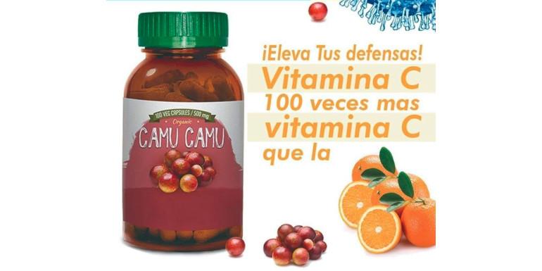 Siete beneficios del Camu Camu